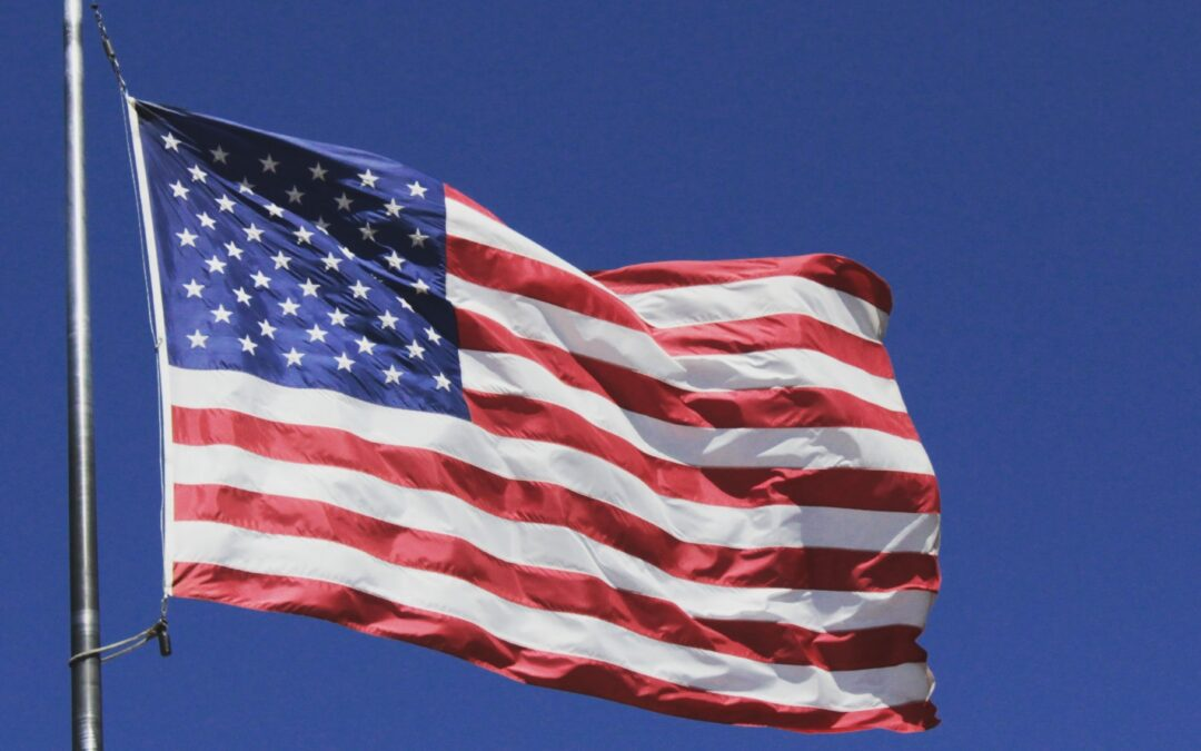 9-11 Flag Tribute