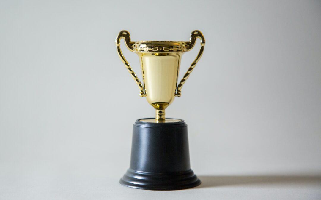 """Spirit of Exchange """"Goldie"""" Award"""